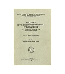 Proceedings of the First...