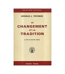 Le Changement et la Tradition