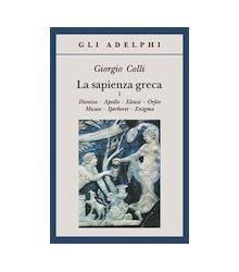 Sapienza Greca (La). Vol. 1