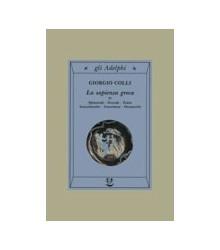 Sapienza Greca (La). Vol. 2