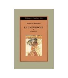 Dionisiache (Le). Vol. 1