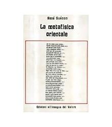 La Metafisica Orientale