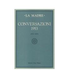 Conversazioni 1953. Vol. 1