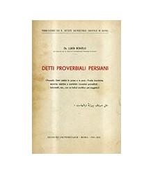 Detti Proverbiali Persiani