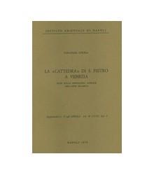 La «Cattedra» di S. Pietro...