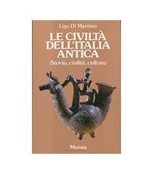 Le Civiltà dell'Italia Antica