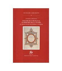 Polemiche E Filologia Nella...