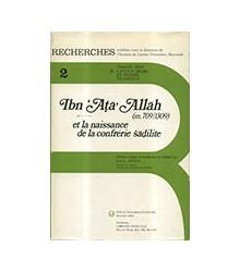 Ibn 'Aṭā' Allāh et la...