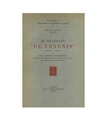 """Il Trattato """"De Venenis"""""""