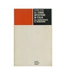 Teorie Artistiche in Italia...