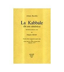 La Kabbale. (De Arte...