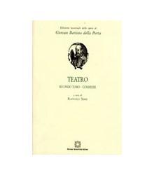 Teatro Secondo Tomo - Commedie