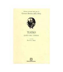 Teatro Quarto Tomo - Commedie