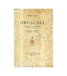 Opuscoli di Storia...