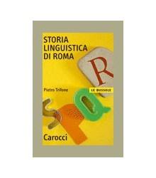 Storia Linguistica di Roma