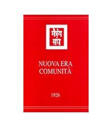 Nuova Era Comunità 1926