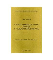 Il Turco Osmanli del XVI...