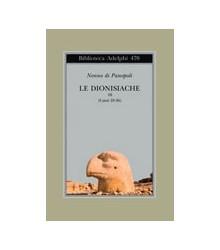 Dionisiache (Le). Vol. 3:...
