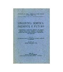 Linguistica Semitica:...