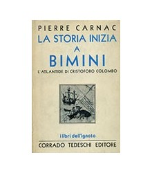 Storia Inizia a Bimini (La)