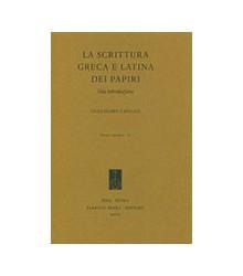 Scrittura Greca e Latina...