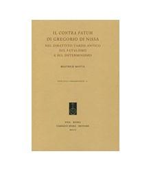 Contra Fatum di Gregorio di...