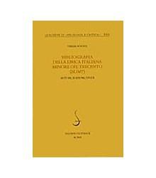 Bibliografia della Lirica...
