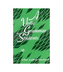 Vedic Grammar for Students (A)