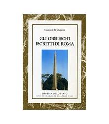 Obelischi Iscritti di Roma...