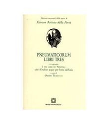 Pneumaticorum Libri Tres