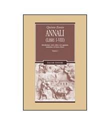 Annali (Libri I-VIII)