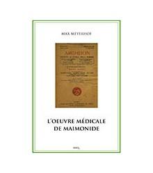L'Oeuvre Médicale de Maimonide