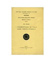 Commentarii di Silla Come...