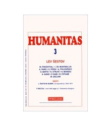 Humanitas 3/ 2009 - Lev Sestov