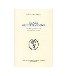 Timone Orphei Tragoedia -...