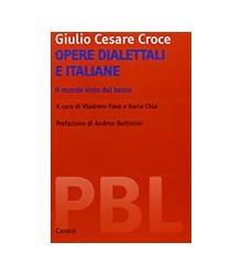 Opere Dialettali e Italiane
