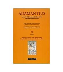 Adamantius n. 15/2009