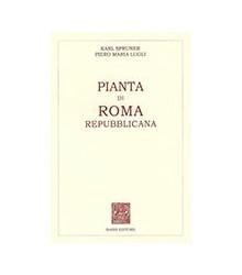 Pianta di Roma Repubblicana