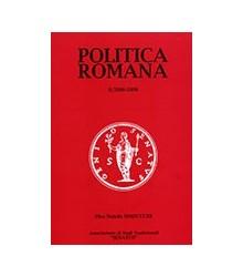 Politica Romana 8/2008-2009
