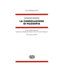 La Consolazione di Filosofia