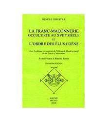 La Franc-Maçonnerie...