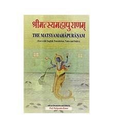 The Matsyamahāpurāṇam