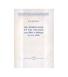 Vie Spirituelle et Vie Sociale