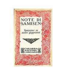 Note di Samisen