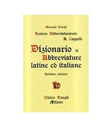 Dizionario di Abbreviature...