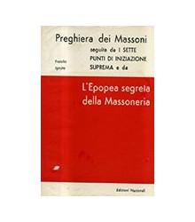 Preghiera dei Massoni