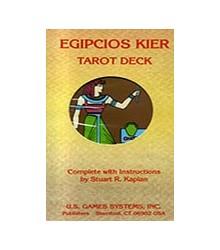 Egipcios Kier Tarot Deck
