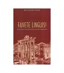 Favete Linguis!