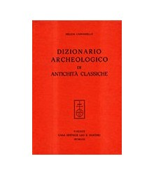 Dizionario Archeologico di...