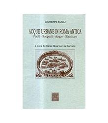 Acque Urbane in Roma Antica